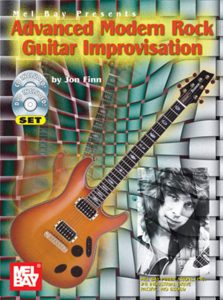 Advanced ModernRockGuitarImprovisation-Jon Finn