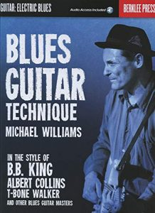 blues guitare technique with Michael Williams