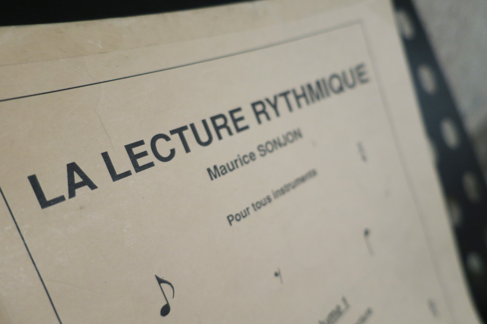 bouqin sur la lecture rythmique