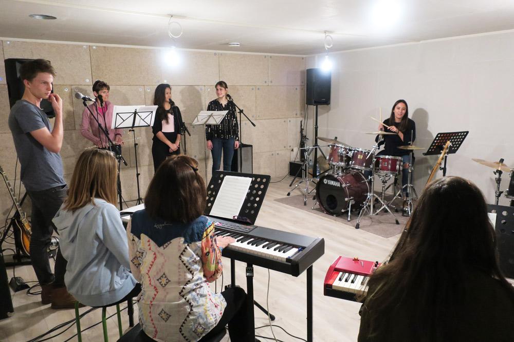 les ateliers chez Drums&Co